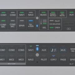 Garmin audio panel