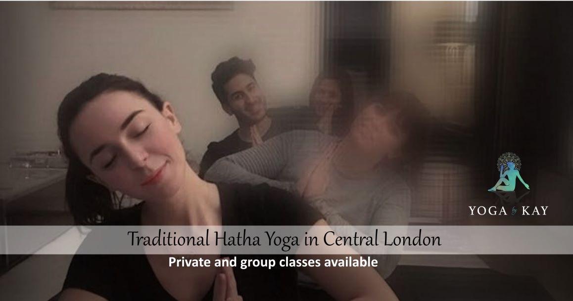 1-4 people yoga class