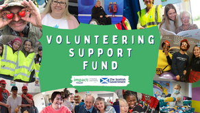 Scottish Government's Volunteering Support Fund - Applications Now Open