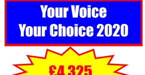 Your Choice Your Voice 2020