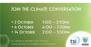 Climate Change Strategy Consultation - We Need Your Input