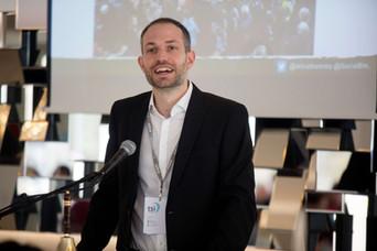 tsiMORAY's Edward Fitsell facilitating Join the Dots
