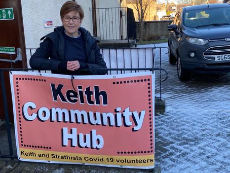 Keith and Strathisla Community Larder