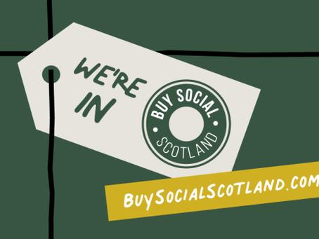 Buy Social Scotland Campaign