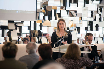 Keynote Speaker - Alice Thompson, co-founder of Social Bite
