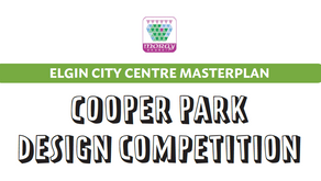 Prizes to be won in Cooper Park Design Competition
