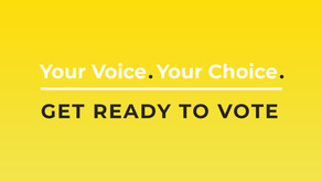 Your Voice Your Choice - Time to Vote