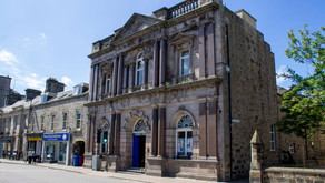 Forres Town Hall – an enterprising community venue for all, now owned by the community!