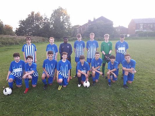 U15's Blues Team.JPG