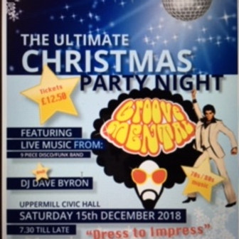 The Ultimate Christmas Party