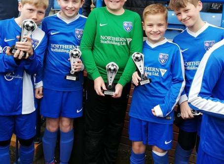 U10's Martyn Hett Trophy Match
