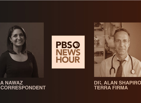 PBS Newshour's Amna Nawaz interviewed FLORES expert Dr. Alan Shapiro on US detaining children