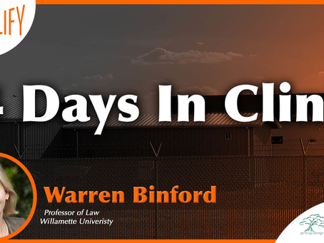 """4 Days In Clint"" with W. Warren Binford"