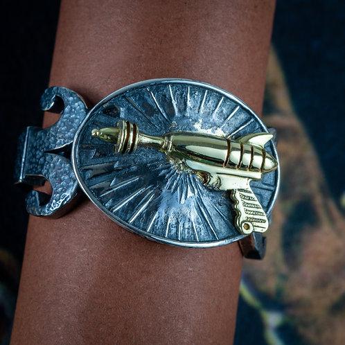 Gothic Ray Gun Ring