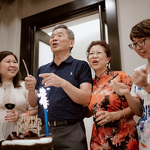 Goh's 70th Birthday