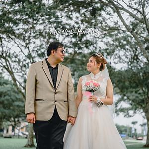 Rajesh & Hui Ping