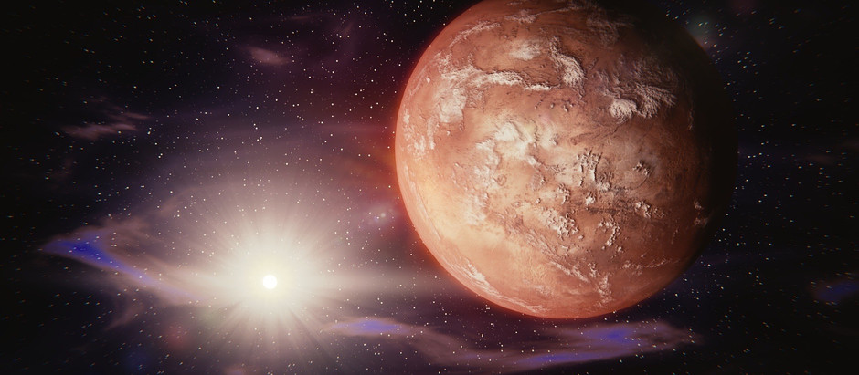 Mars Retrograde 2020 : Fight for Your Right