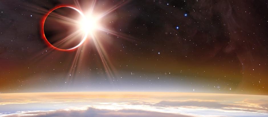 Illuminated Shadows: Full Moon Eclipse in Gemini
