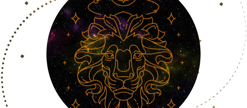 Lions, Lions, and Lions... Oh My!: Sun, New Moon in Leo and Lion's Gate Portal.