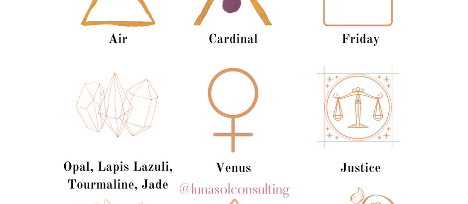 Libra Season : Love, Justice, and the Pursuit of Balance