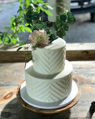 #weddingcake #northgaweddings #northgeor