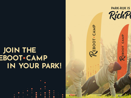 Free Re-Boot Camp at the Park!