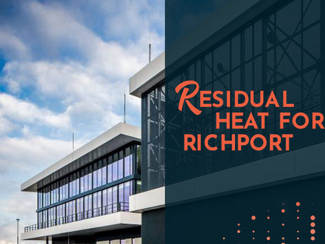 Interxion to supply residual heat to RichPort
