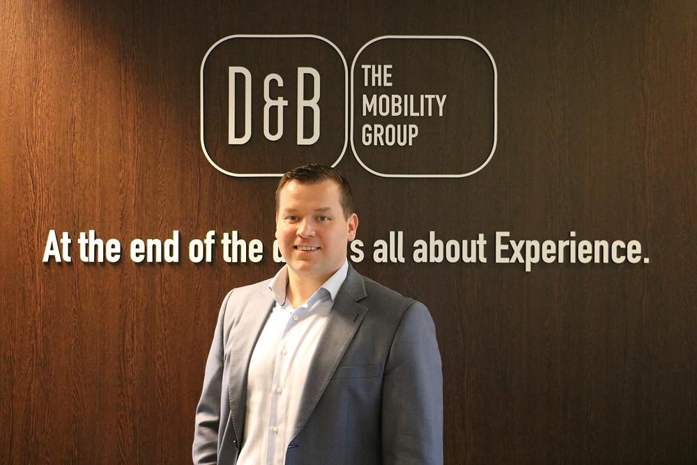 Filip Cwiklinski - D&B The Mobility Group