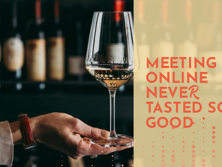 Join the RichPort online wine tasting!