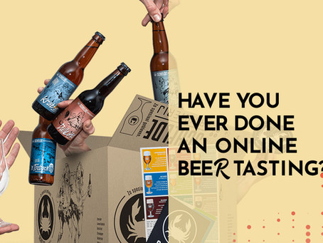 RichPort Online Beer Tasting!