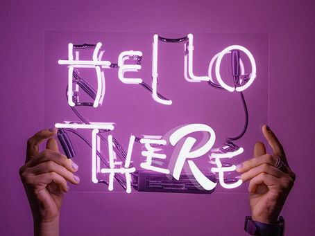 RichPort's Network Event: Hello There!