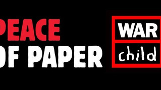 D&B in Peace of Paper van War Child