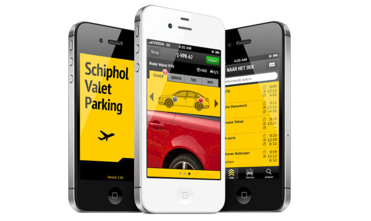 Case Schiphol Valet Parking - D&B The Mobility Group