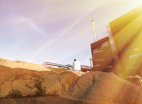 Biowarmte installatie on-hold
