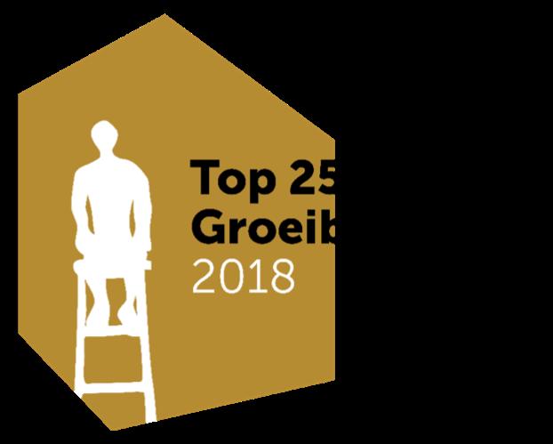 D&B The Mobility Group bij Top 250 Groeibedrijven 2018