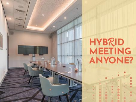 Hybrid Meeting Offer