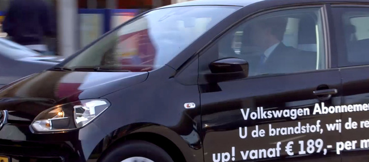 Case Volkswagen AutoRAI - D&B The Mobility Group