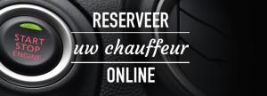 Reserveer een Chauffeur