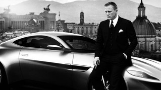 D&B The Mobility Group met 24 Aston Martins aanwezig op Nederlandse première Spectre