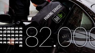 D&B The Mobility Group verzorgt valet parking van ruim 82.000 auto's in 2015