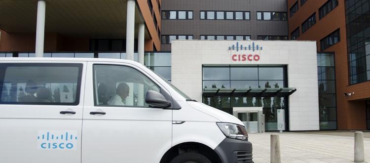 Shuttle App - D&B The Mobility Group Cisco