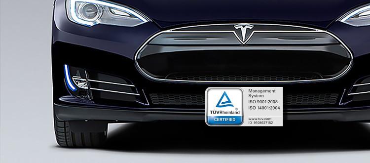 D&B The Mobility Group ISO 9001 gecertificeerd