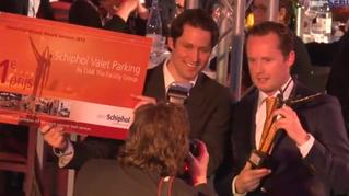 Schiphol Valet Parking: wederom meest gastvriendelijke service op Schiphol
