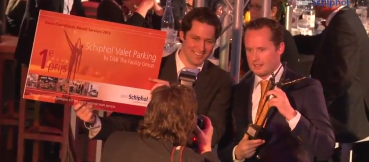 D&B The Mobility Group winnaar Guest Friendliness Award