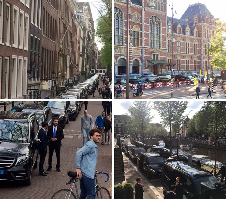 Impressie Klantevenement Amsterdam - D&B The Mobility Group