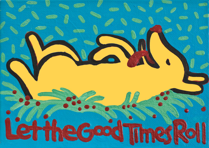 Let the Good Times Roll yellow dog.jpg