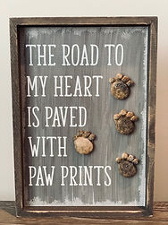Stone & Wood Inspirational Signs