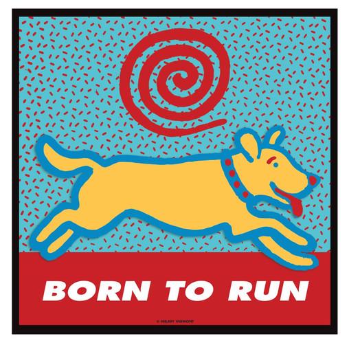 Born to Run yellow dog.jpg