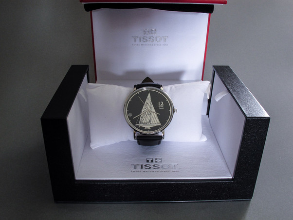 Tissot EveryTime Dial Conversion
