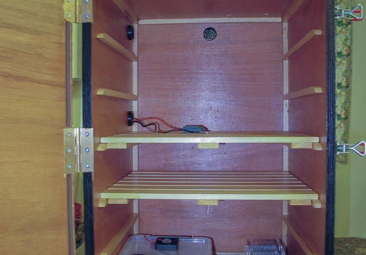 Furo cabinet.